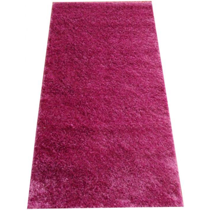 Valentin napi rószaszín shaggy szőnyeg