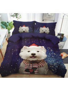 Milyen a trendi ágyneműhuzatot válasszunk karácsonyra