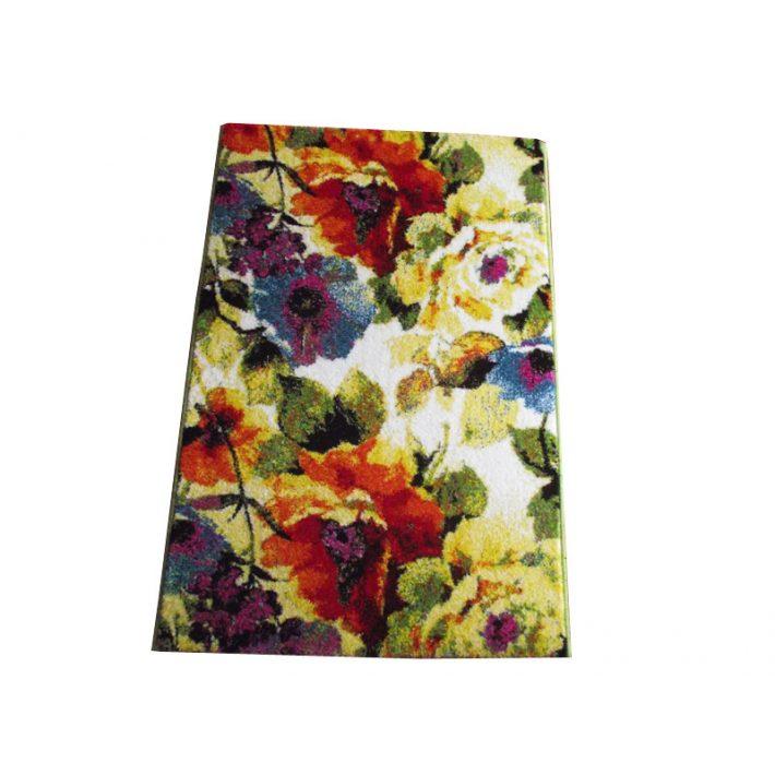 A lenyűgöző Virág mintás szőnyeg - lakberendezési tipp